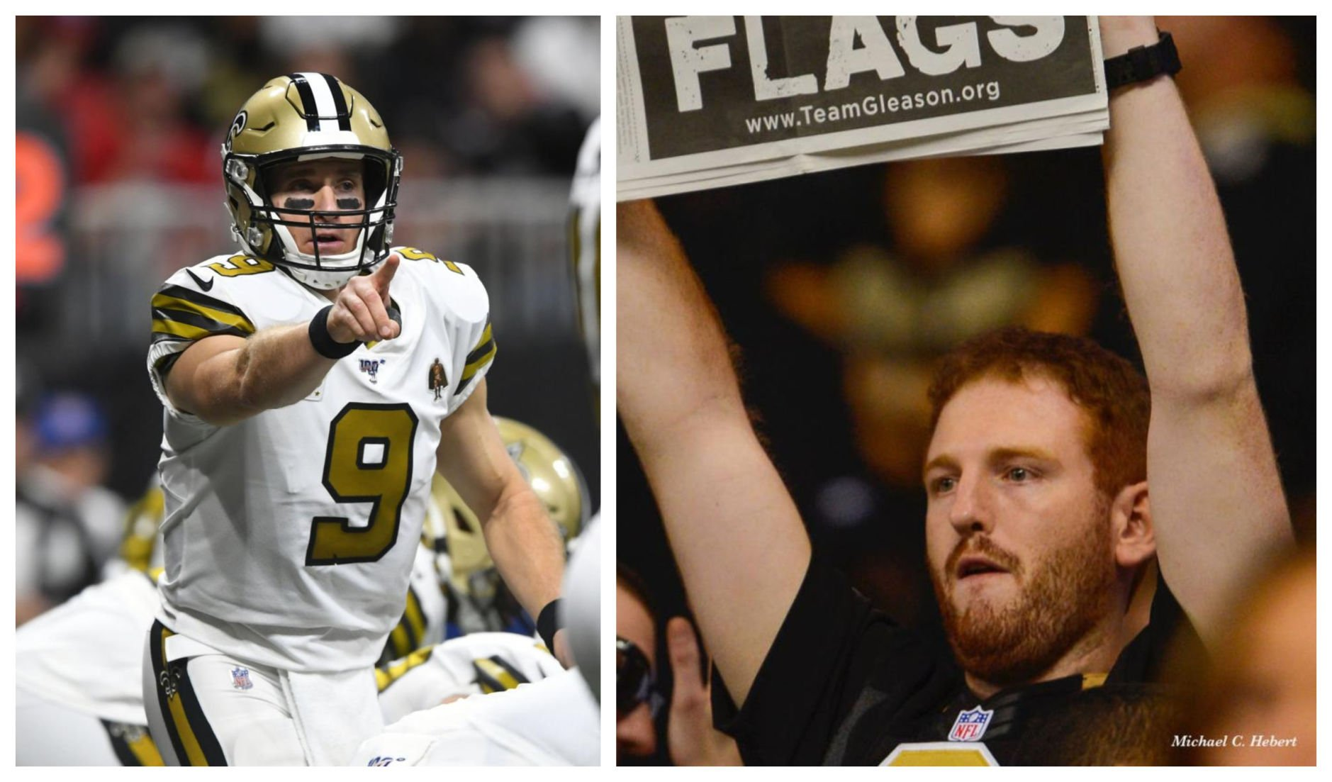 Saints send autographed Drew Brees jersey to mother who lost ...