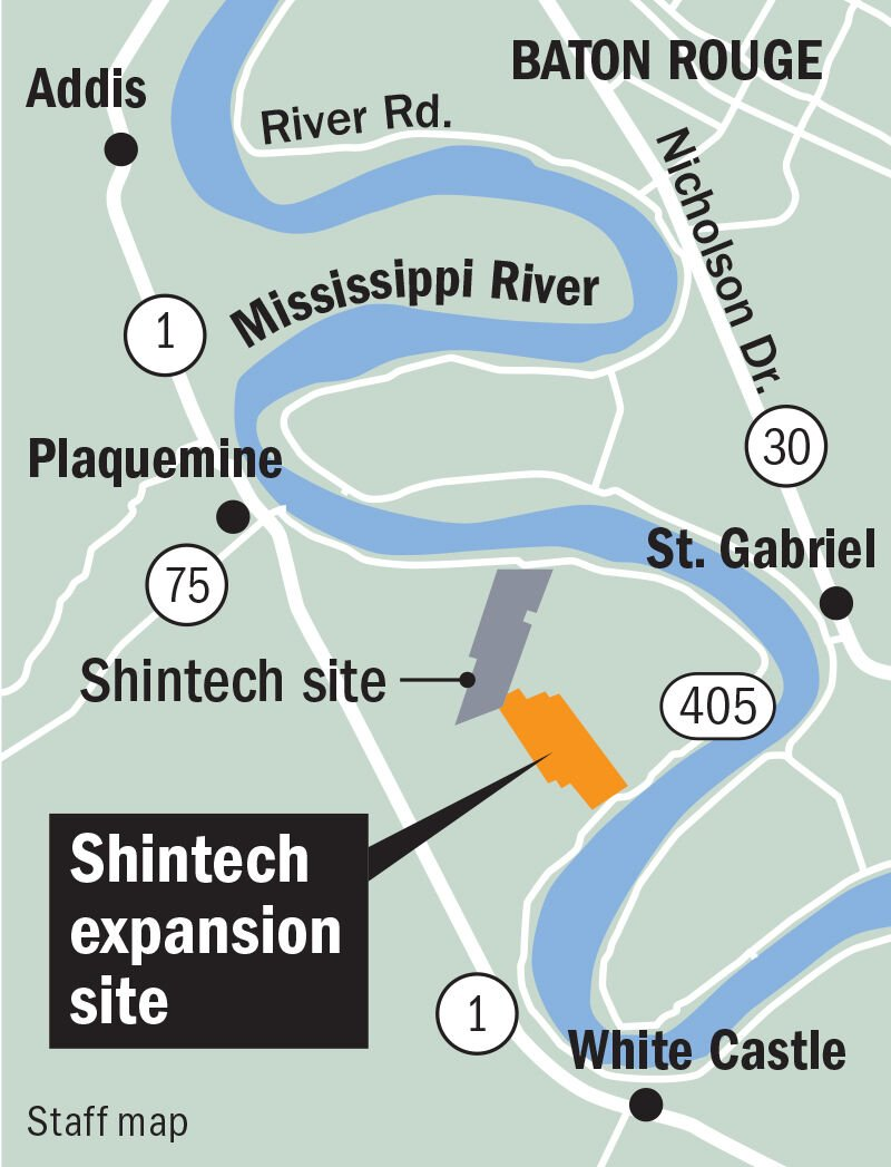 020221 Shintech expansion map