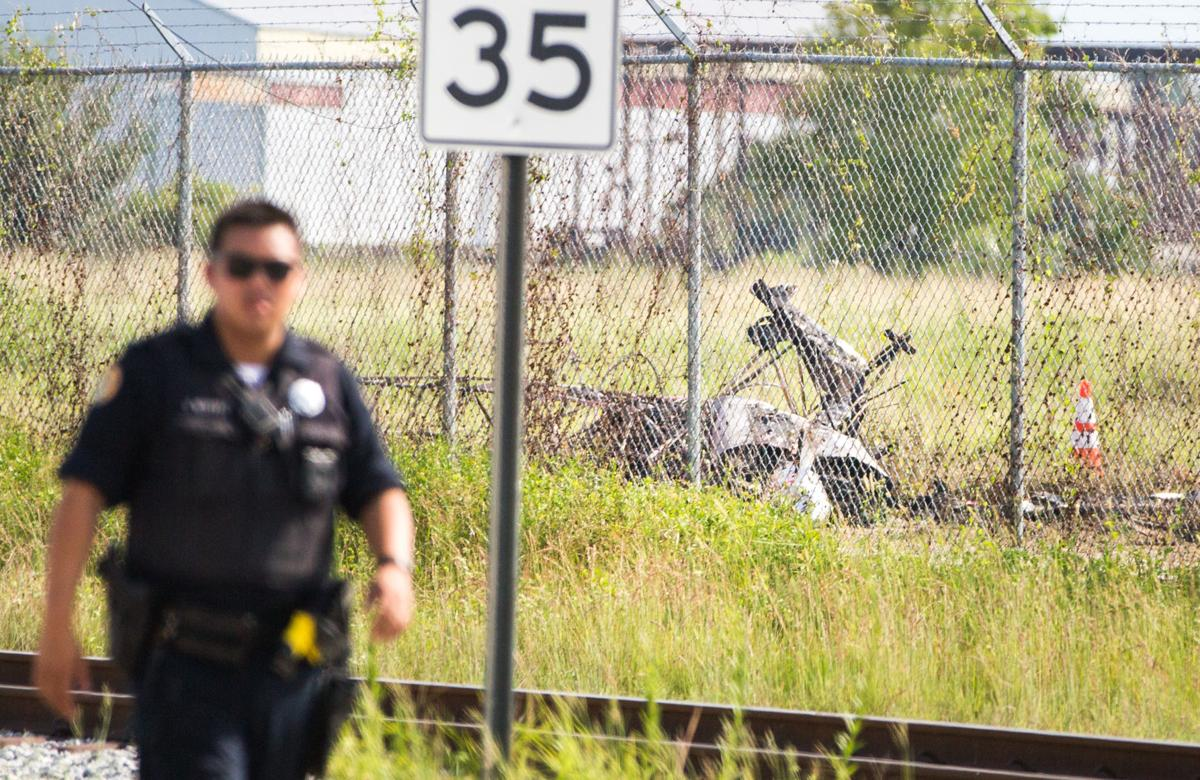 Before fatal crash, Nancy Parker and pilot tried to turn