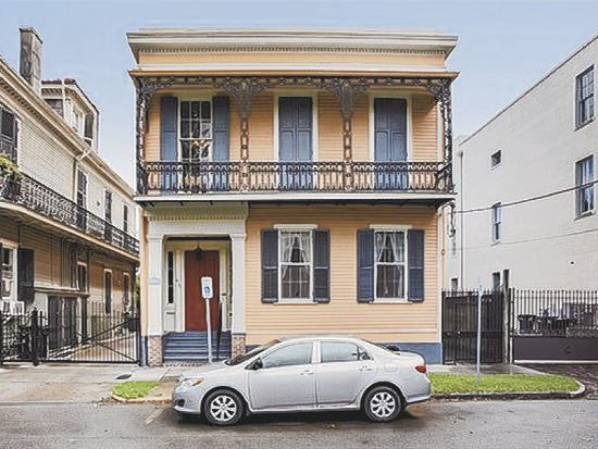 817 Esplanade Ave. in Faubourg Marigny across from the French Quarter