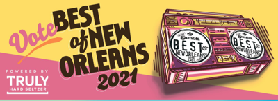 Best of New Orleans 2021
