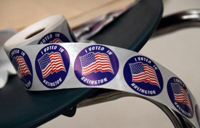 'I voted' stickers are the new participation trophies
