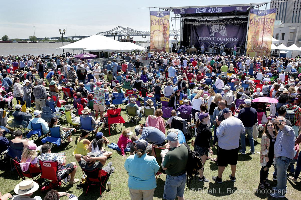 Sunday at the 2019 French Quarter Festival: See the photos