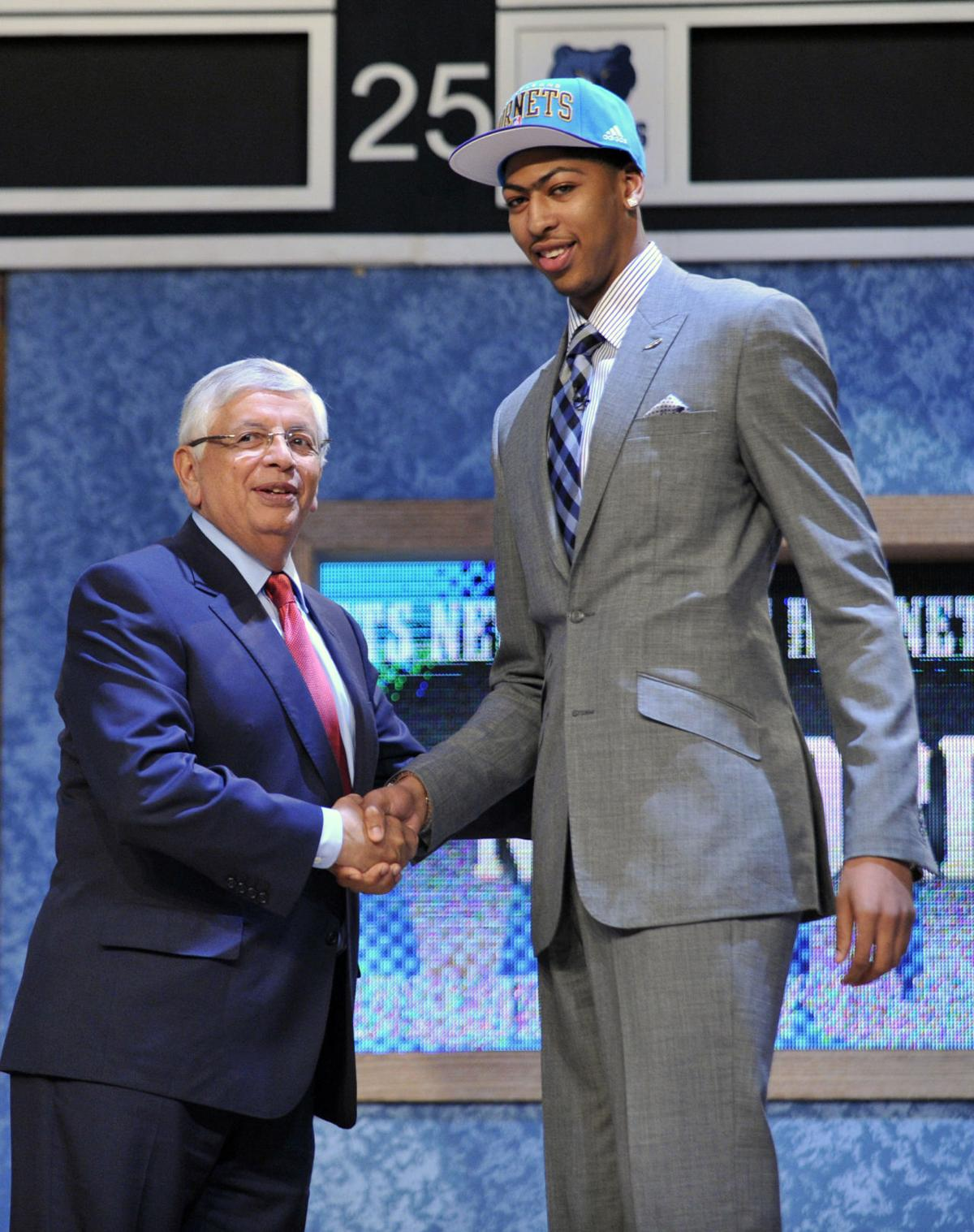 Former NBA commissioner David Stern: Dell Demps is a 'lousy general manager'