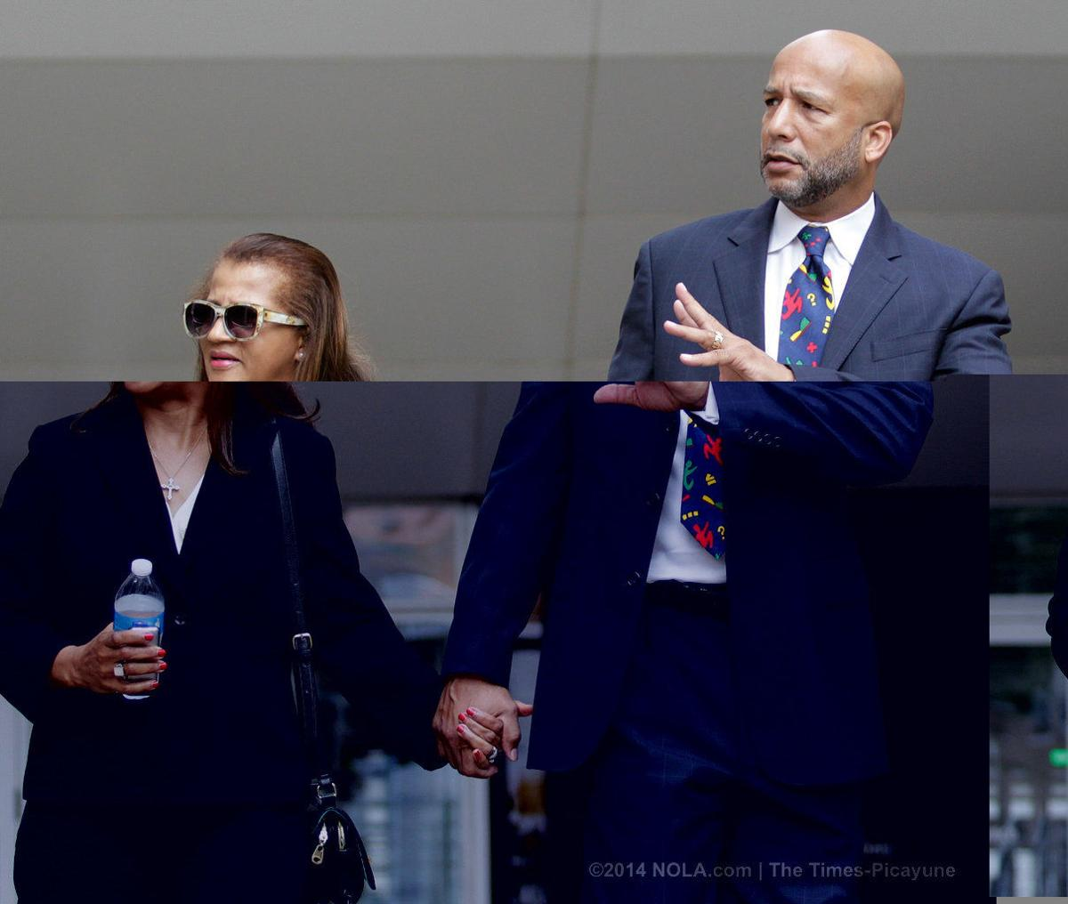 Ray Nagin says he has $23.65 in the bank, gets a public defender for his appeal