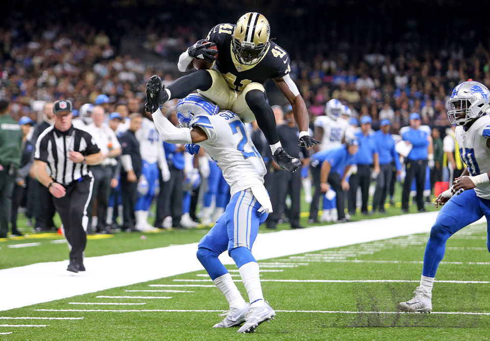 643f1fdd Ranking the New Orleans Saints' top 20 players on the 2018 roster ...