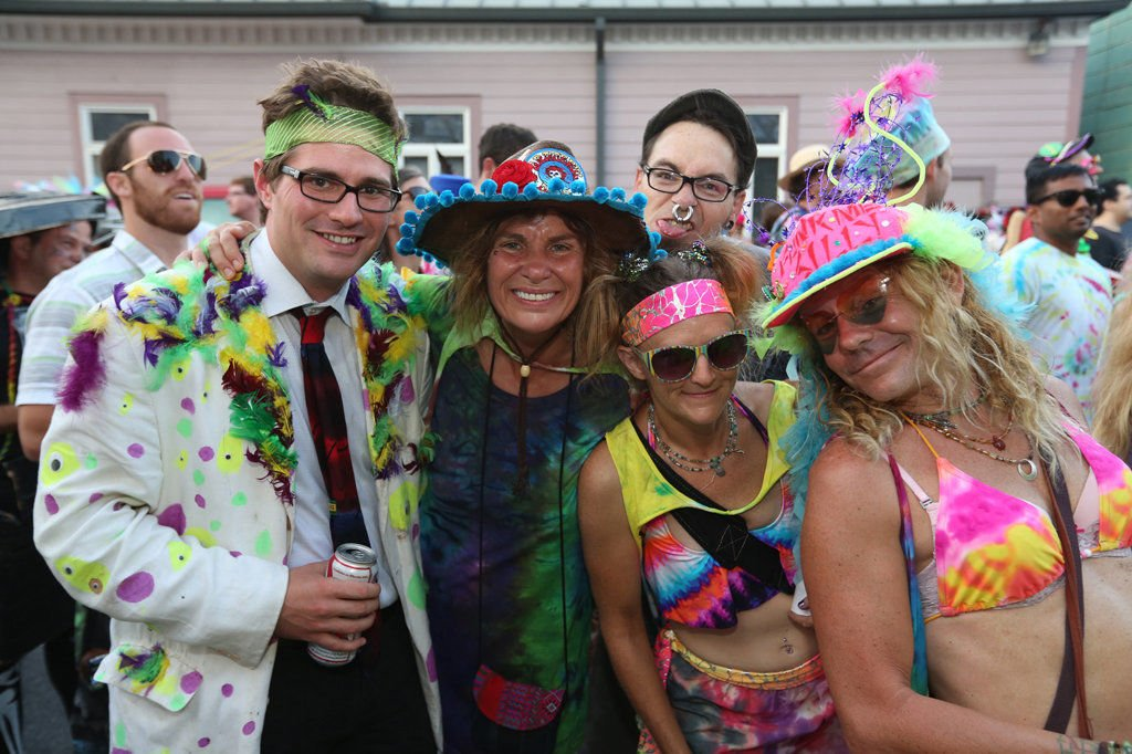 Mid-Summer Mardi Gras parade launches early this year