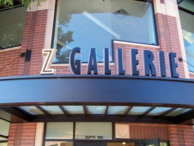 Z Gallerie closing at Lakeside Shopping Center