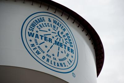 New Orleans Sewerage & Water Board tower