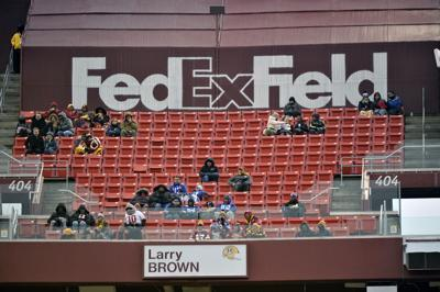 Redskins FedEx Football