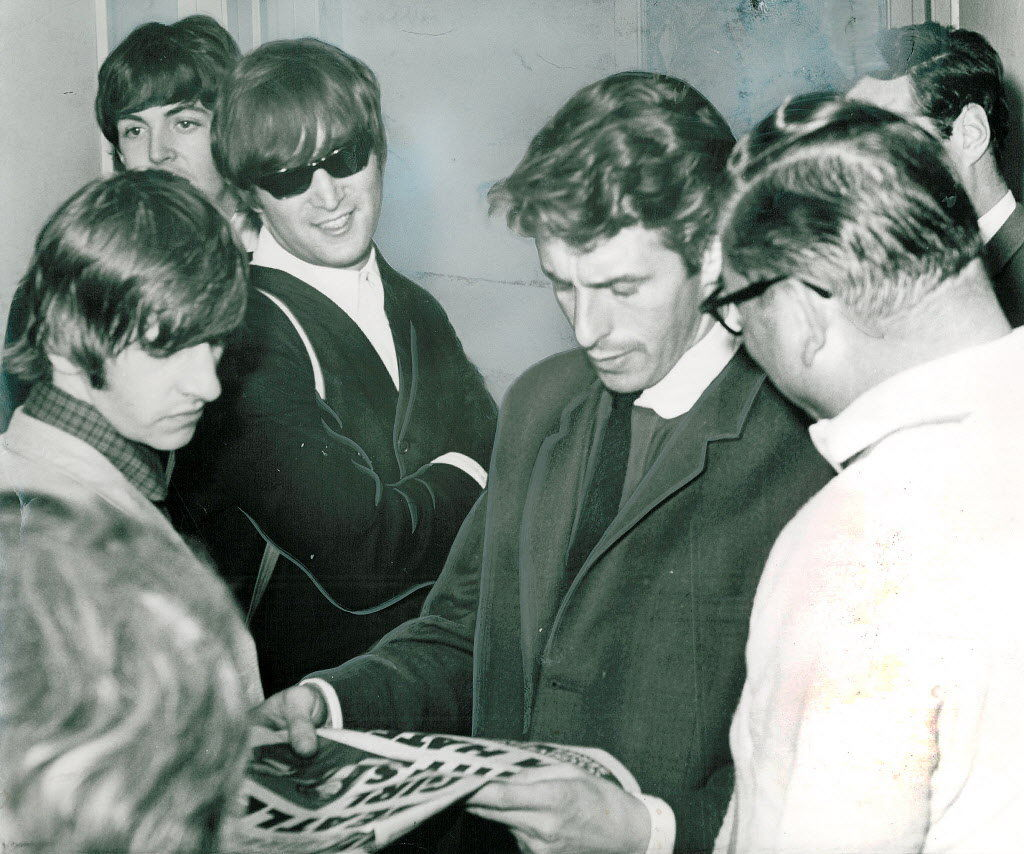 Paul McCartney's past visits to New Orleans involved both business and pleasure