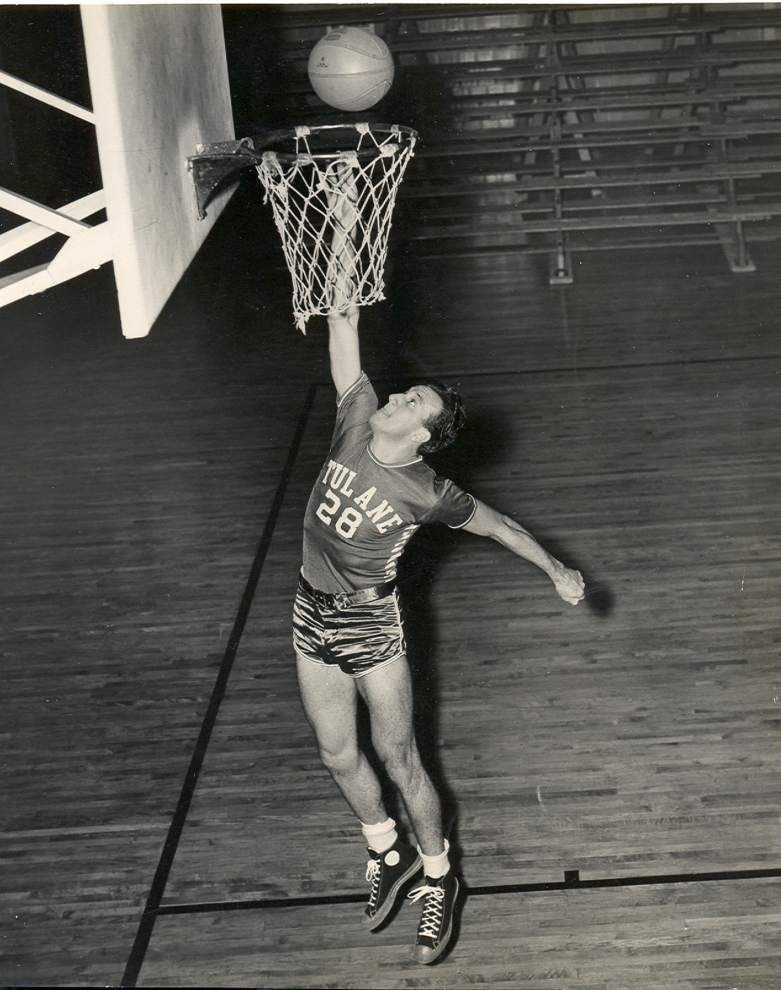 Warren Perkins, former Tulane star who played in first NBA game, dies at 92 _lowres