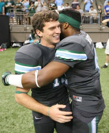 From tragedy to triumph, Cairo Santos is kicking Tulane to new heights   Tulane   nola.com