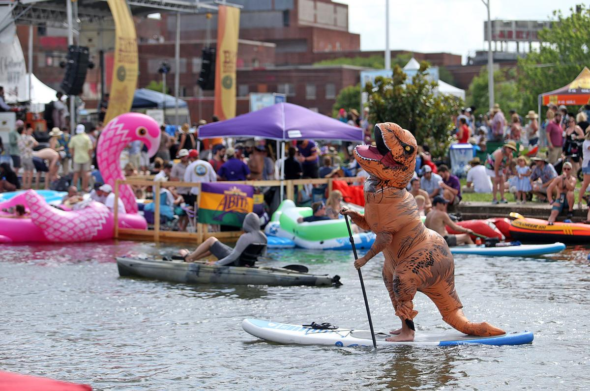 Could Bayou Boogaloo move next year? Organizer says maybe (copy)