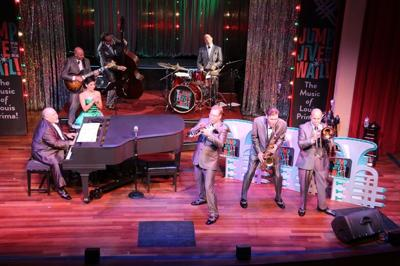 'Jump, Jive and Wail' brings music and personality of Louis Prima to life at Stage Door Canteen