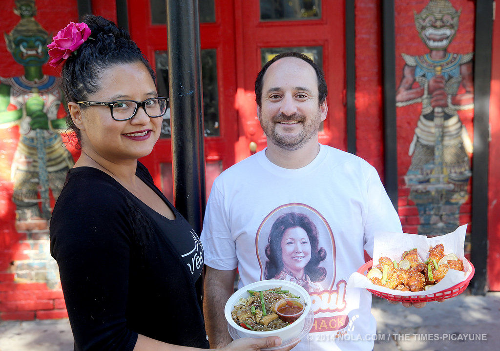 Seoul Shack, Bywater Bake Sale and more: Talking food on 99.5 WRNO