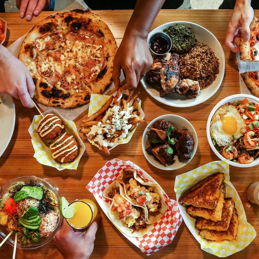 Pythian Market - Food