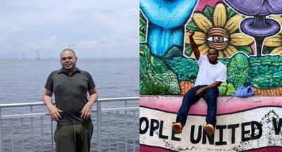 Darvin Castro Santos and Jarvis Ballard