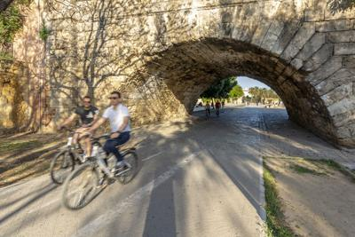 New Orleans officials visit Spain this week to inspect bike infrastructure