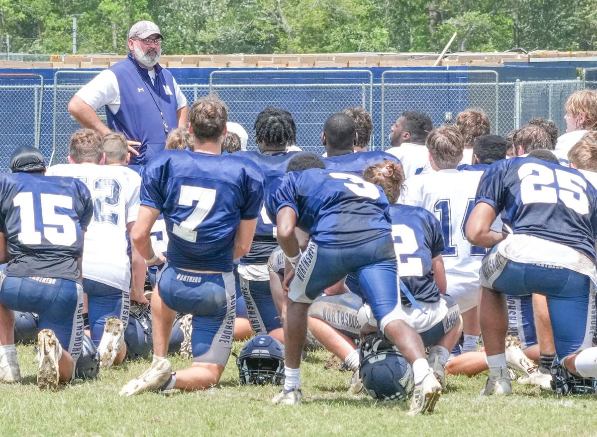 Bobby Sanders changing culture at Northshore