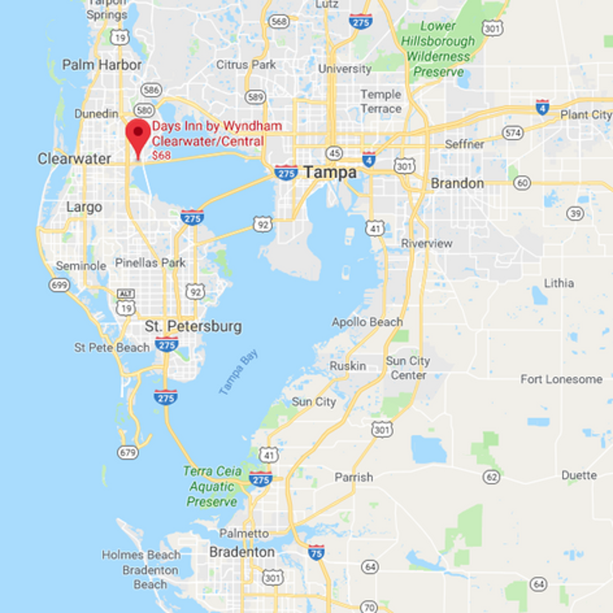 Florida Beach Bacteria Map 2019 Woman dies after contracting flesh eating bacteria in Florida