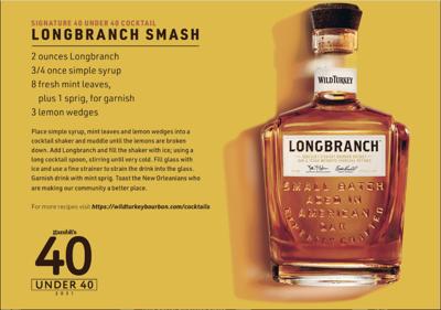 Longbranch Smash Cocktail