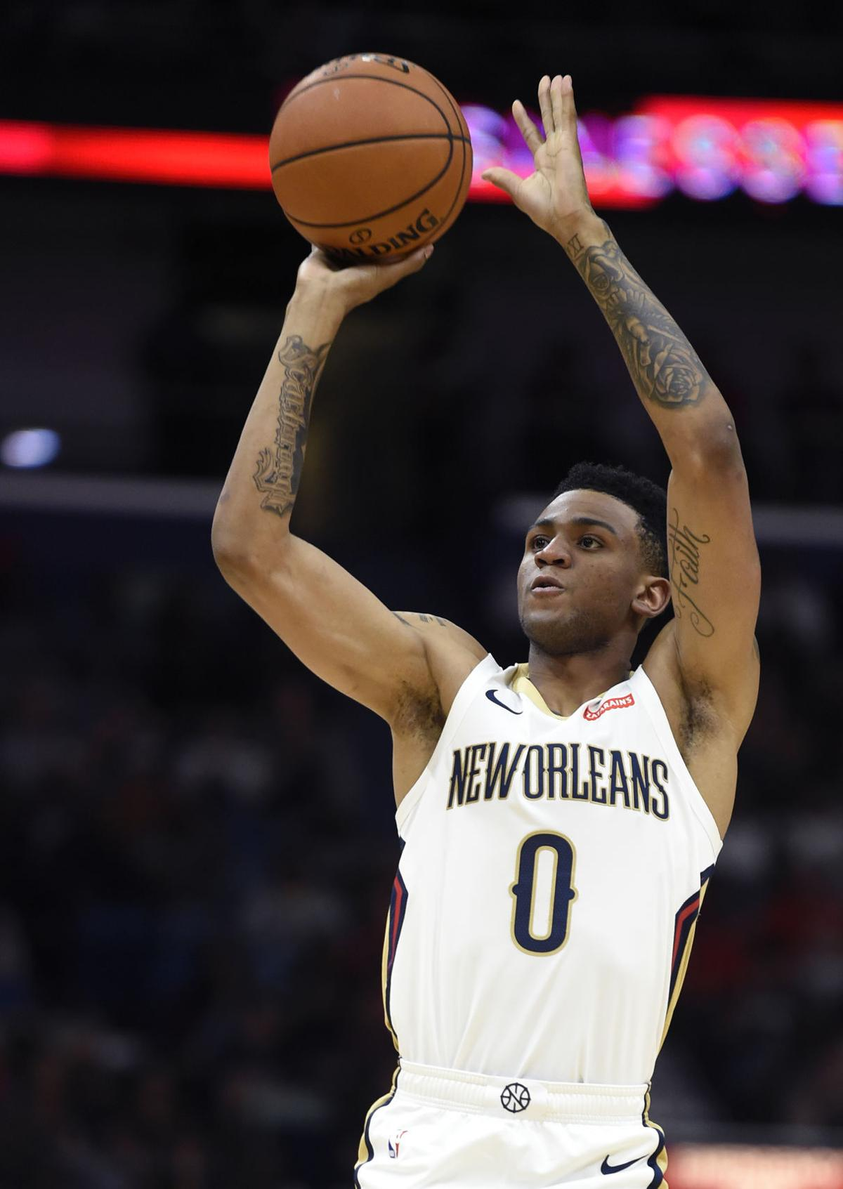 Pelicans Rookie Nickeil Alexander Walker Continues To Shine