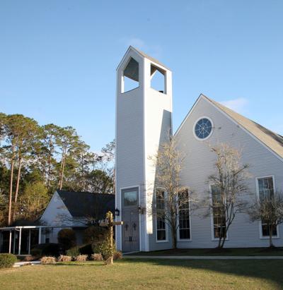 Aldersgate United Methodist .... Slidell church celebrates 40 years and renewed focus on service (copy)