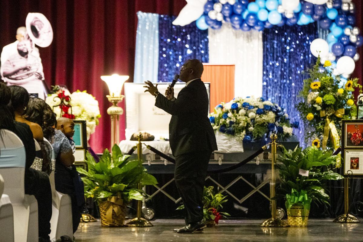 Bennie Pete Jr. funeral