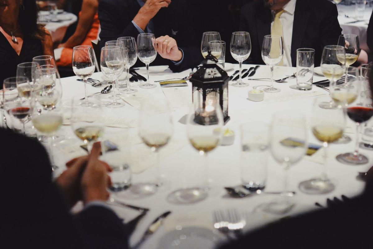 nowfe wine dinners