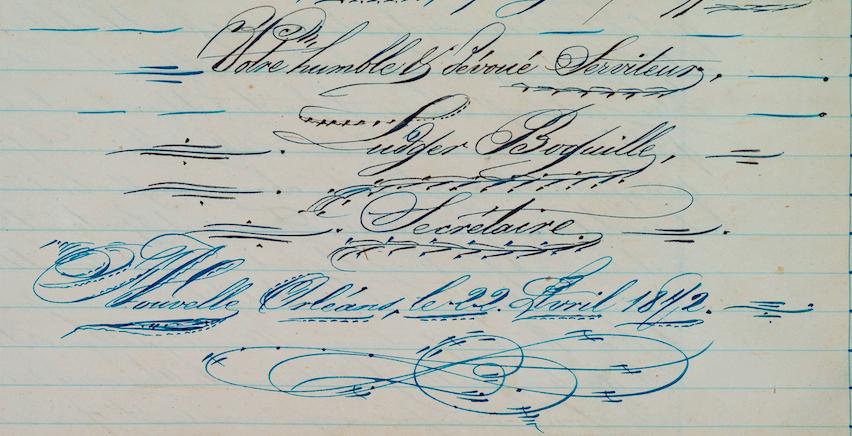 9. Ludger Boguille's signature.png