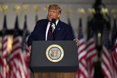 Election 2020 RNC Trump