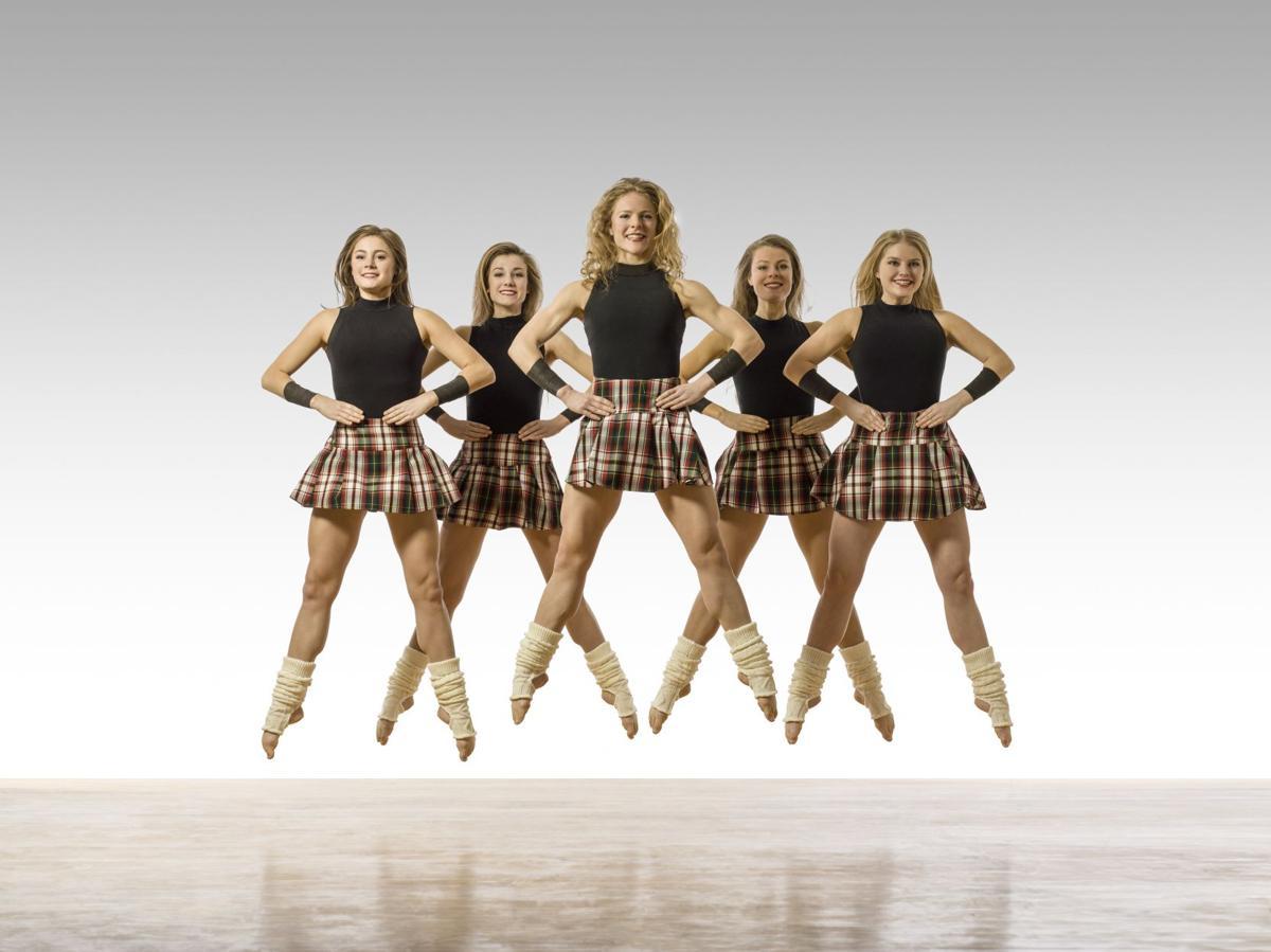 Alesandra Doughty, Maggie Doyle, Erin Gradus, Chelsea Hoy, Sierra McNall, Sydney Niewiedzial, Aaron Wolf, Margaret Nowakowski, Marissa Wurster / Trinity Irish Dance Company