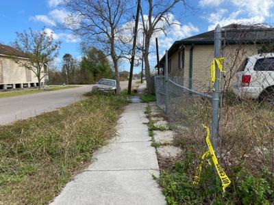 1900 Benton Street homicide