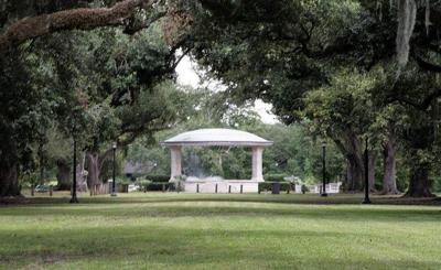 Newman Bandstand concerts for GAM 051821