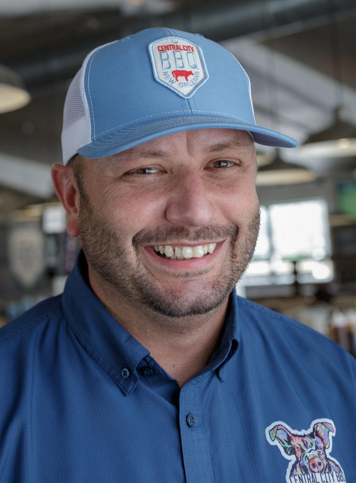 BBQ in the Big Easy, James Cruse, pitmaster at Central City BBQ