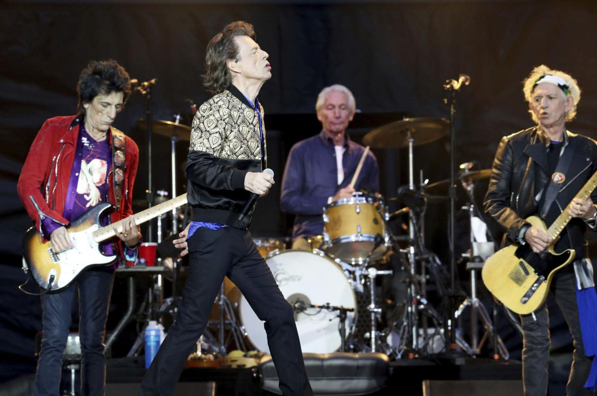 How two 22-year-olds snuck into a Rolling Stones show, and