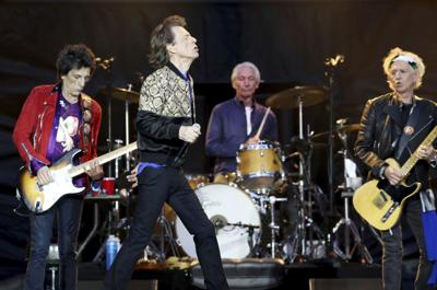 Win 2 tickets to see the Rolling Stones by donating to Café Reconcile