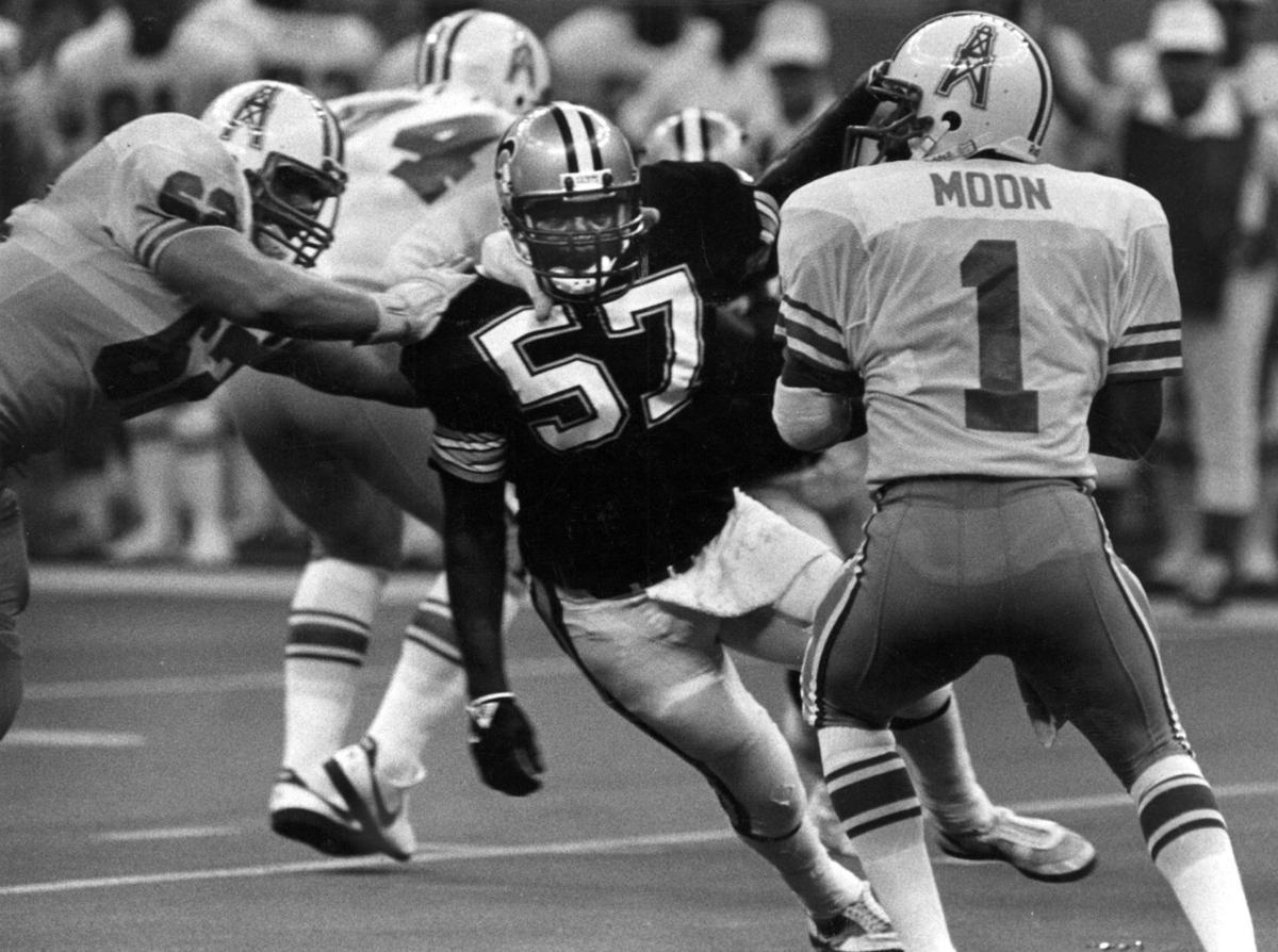 New Orleans Saints' 50 greatest players: No. 3, linebacker Rickey Jackson
