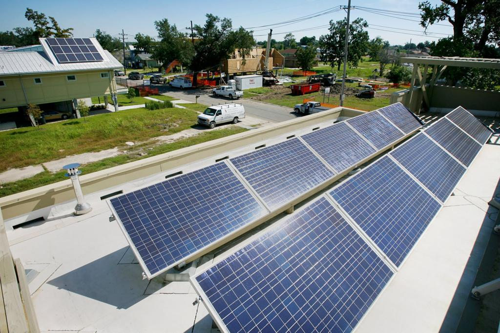 Benefits of Going Solar in New Orleans