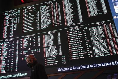Sports Betting Super Bowl Football