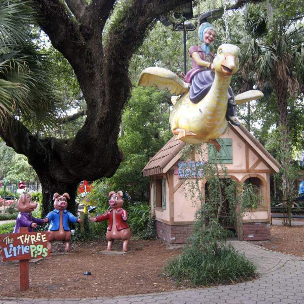 New Orleans Storyland Will Temporarily Close For 800k