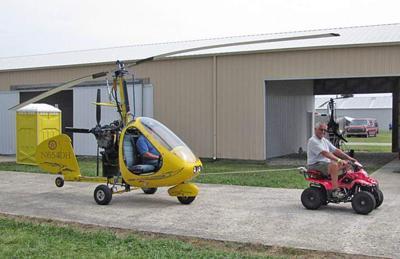 Gyrocopters: Flying outside the box | News | nola com