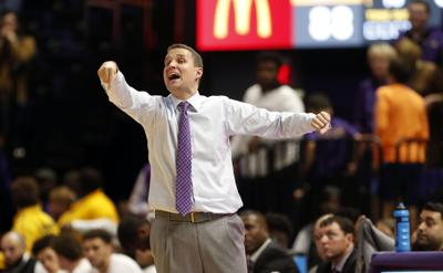 LSU's Will Wade on the NET Rankings: 'Their formula is wrong'