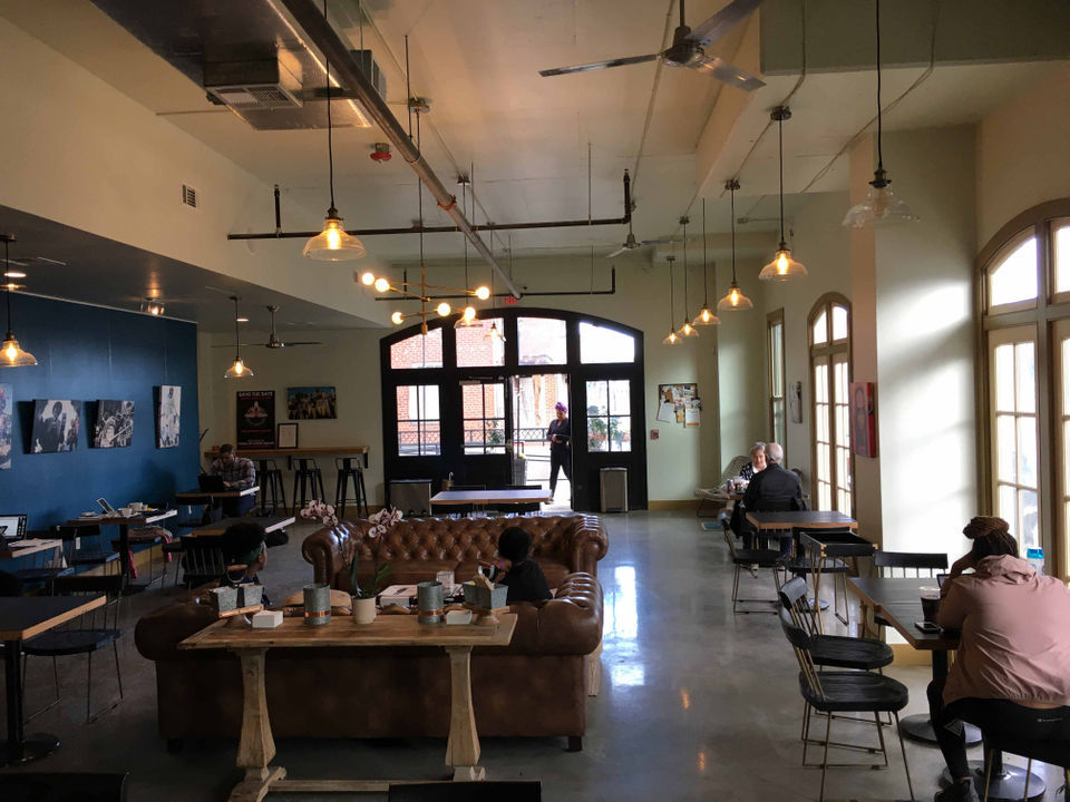 Backatown Coffee Parlour opens in historic neighborhood: Opening alert
