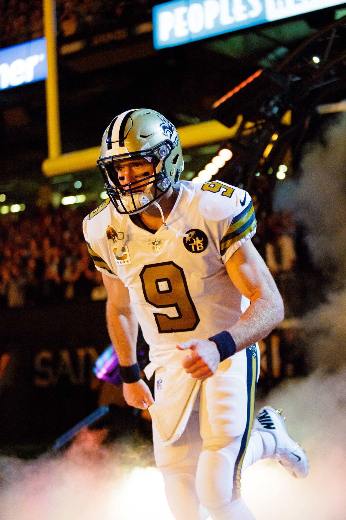 New Orleans Saints' color rush jerseys voted best uniform by fans ...