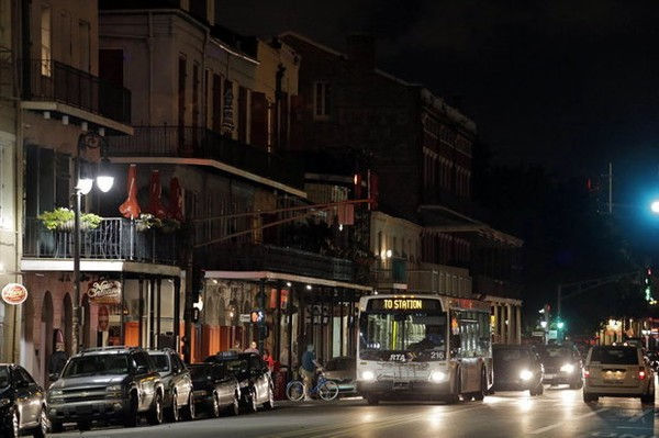 As the New Orleans area struggles with regional transit