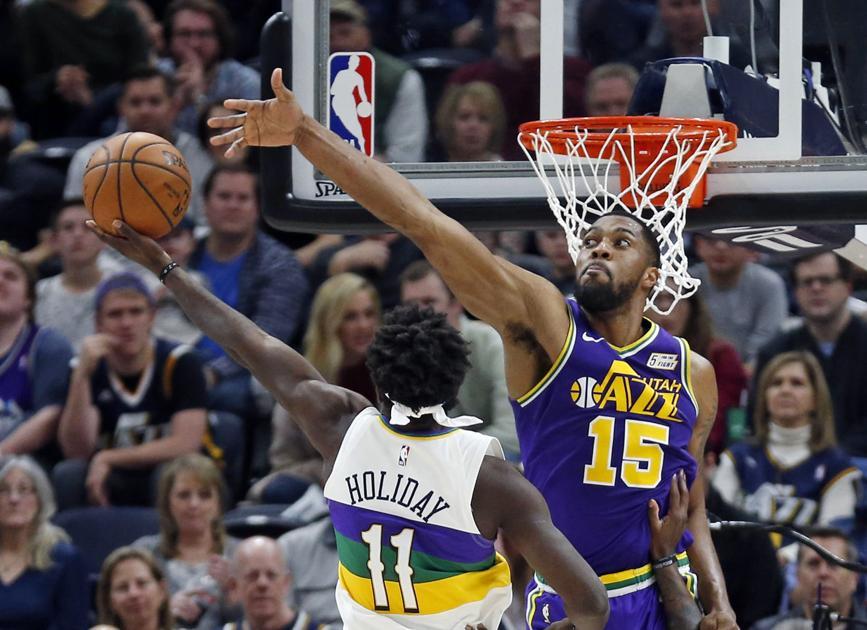 Pelicans set to acquire Utah's Derrick Favors in trade: sources