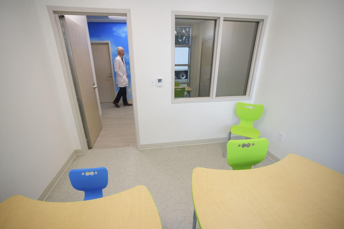 Inside Children S Hospital Nearly Complete Mental Health Unit It S A New Day In New Orleans Health Care Hospitals Nola Com