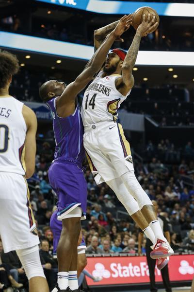 Pelicans Hornets Basketball